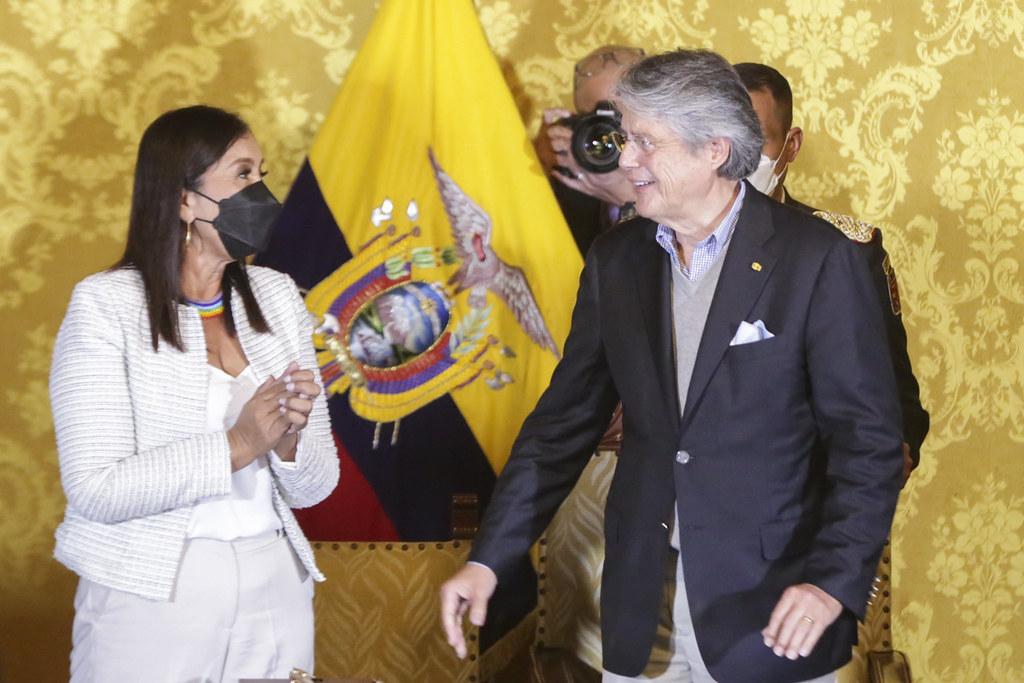 nuevo parlamento ecuatoriano